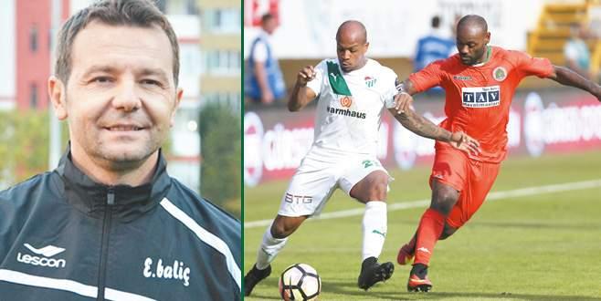 'Bursaspor'un kadro kalitesi yeterli değil'