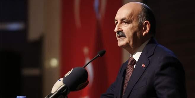 Bakan Müezzinoğlu 'Büyükanne Projesi'ne açıklık getirdi