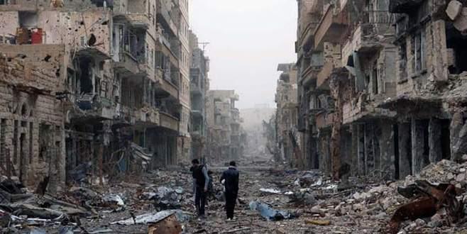 Suriye'de bilanço ağır