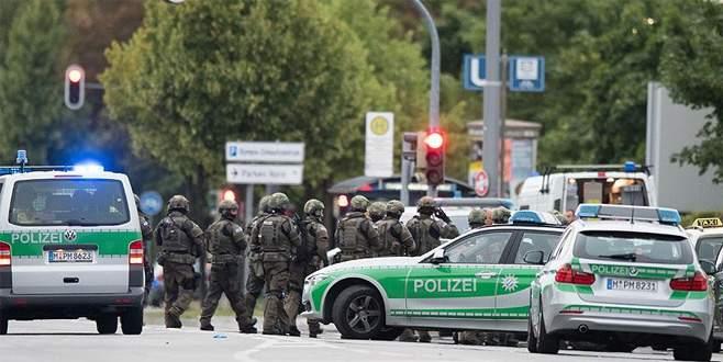 Almanya Maliye Bakanlığı'nda şüpheli paket
