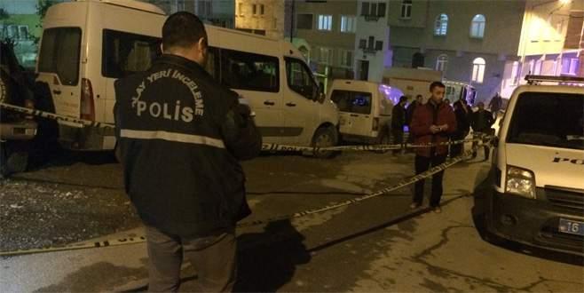 Bursa'da milli kick boks sporcusuna silahlı saldırı