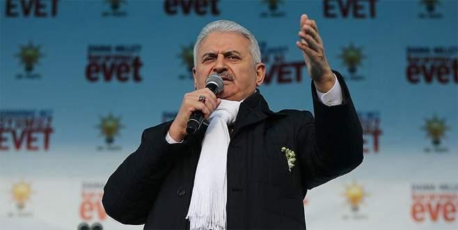 Yıldırım: 'Türkiye'ye yıllarca tuzak kurdular'