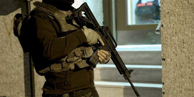 Eylem hazırlığında 2 DEAŞ'lı yakalandı