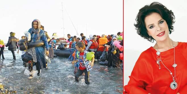 Mültecilerin sesi olacak