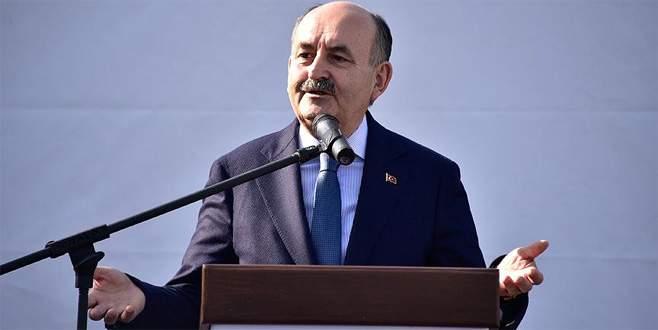 Müezzinoğlu: '2 yılda emekli olan tek milletvekili yok'
