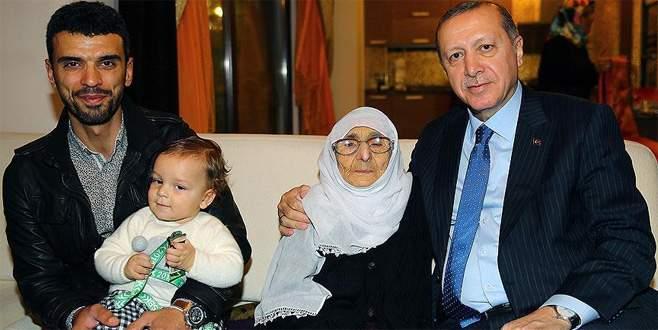 Cumhurbaşkanı Erdoğan, Sofuoğlu'na ziyaret