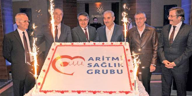Aritmi'den çifte kutlama
