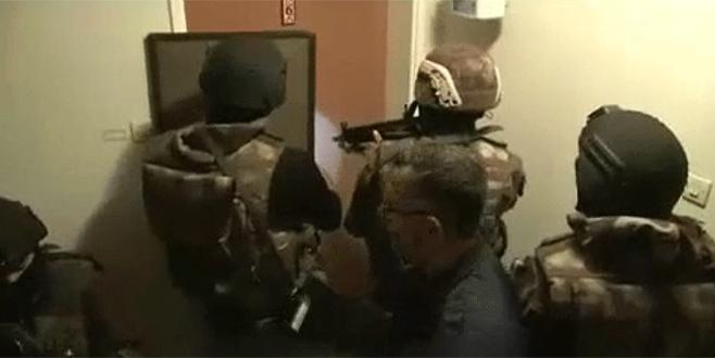 Bursa'da PKK/KCK operasyonu: 20 gözaltı