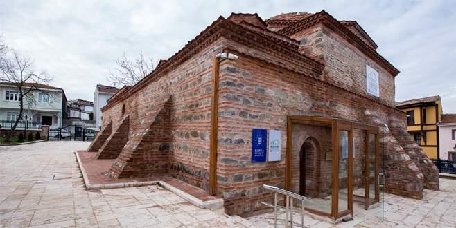 Bursa'da 4 asırlık tarihi hamam ilk günkü ihtişamına kavuştu