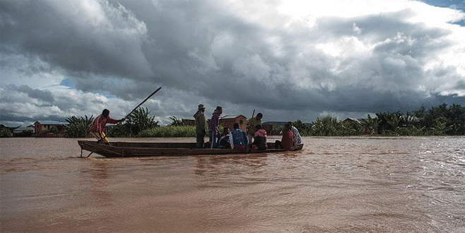İklim değişikliği Madagaskar'da dengeleri alt üst etti