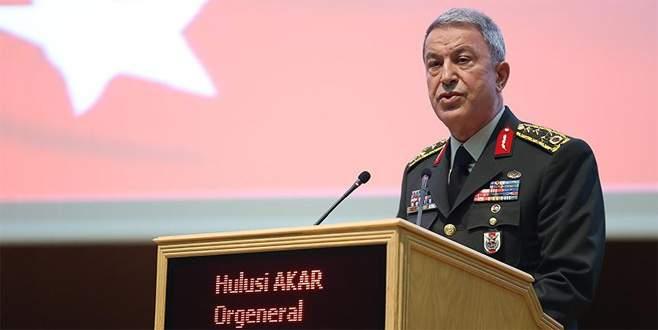 'Ordumuz, kanlarını yerde bırakmayacaktır'