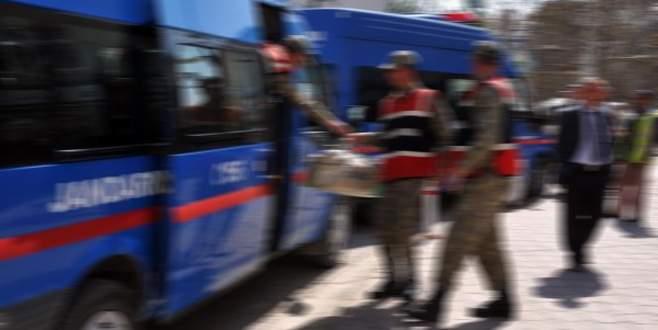 Jandarmadan Bursa dahil 5 ilde 'sahte döviz' operasyonu
