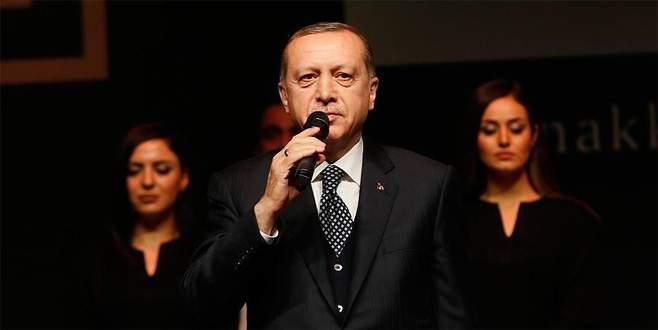 Erdoğan: 'Müzik üniversitesi kuracağız'