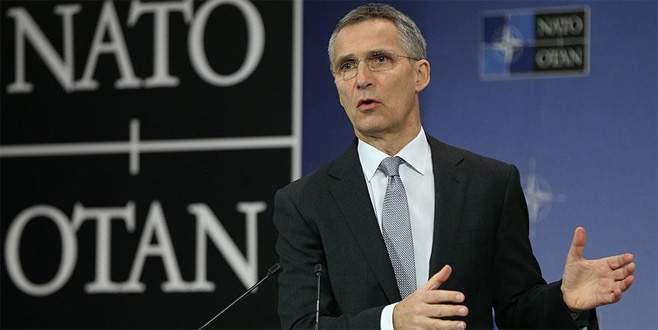 NATO'dan uyarı