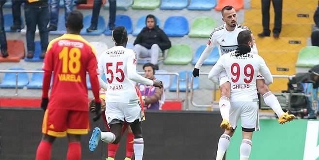 Kayserispor 3-4 Gaziantepspor