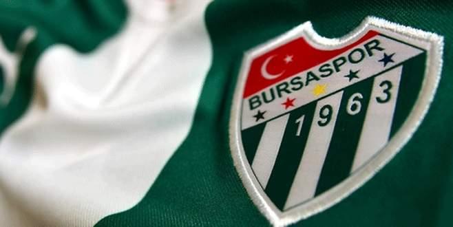 Bursaspor'dan Harun Tekin'e başsağlığı
