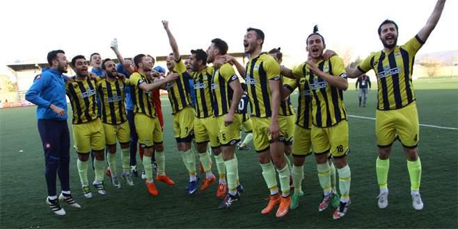 Yenişehir güle oynaya! 2-0