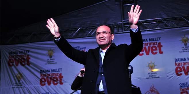 Bozdağ'dan Kılıçdaroğlu'na: 'Çift başlılık çok iyi bir şey ise…'