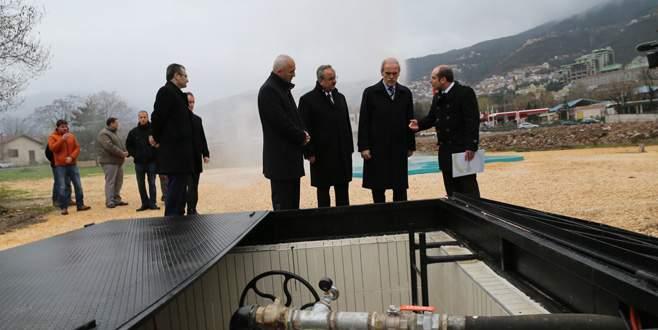 Bursa'da termal çalışmaları yoğunlaştı