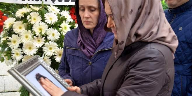 Bursa'da Arda gözyaşlarıyla son yolculuğuna uğurlandı