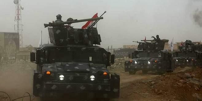 Irak ordusu Musul Cedide bölgesini DEAŞ'tan temizledi
