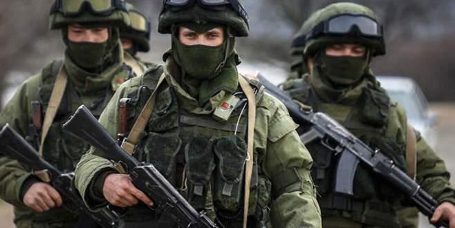 Rus özel kuvvetlerinin Mısır'da olduğu iddia edildi