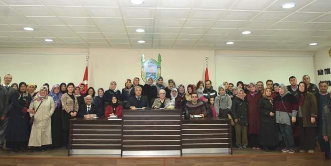 100 kişiye belediye bünyesinde iş imkanı