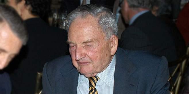 Milyarder iş adamı Rockefeller öldü