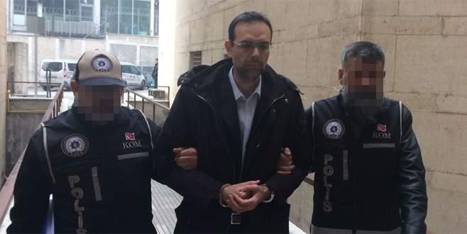 Gözaltına alınan eski BEBKA Genel Sekreteri tutuklandı