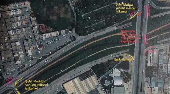 Bursalılar dikkat! Bu yollar araç trafiğine kapatılıyor