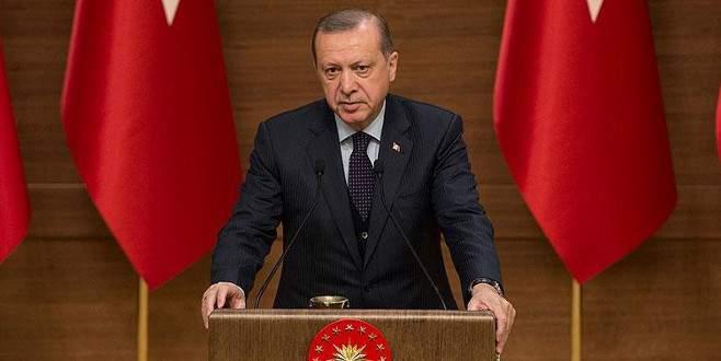 Erdoğan: 'Türkiye itilecek kakılacak bir ülke değildir'