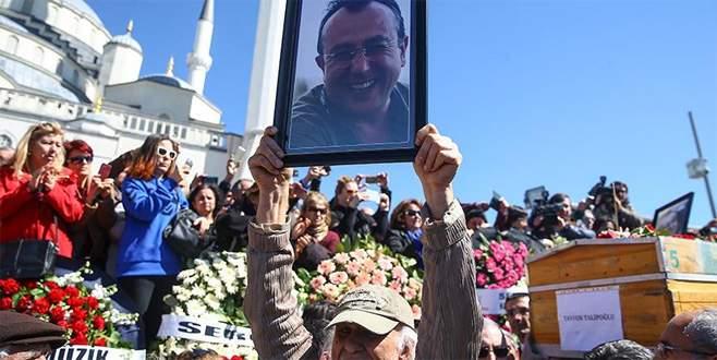 Gazeteci Talipoğlu son yolculuğuna uğurlandı