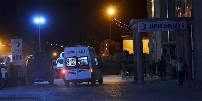 Hakkari'de terör saldırısı: Bir asker şehit oldu