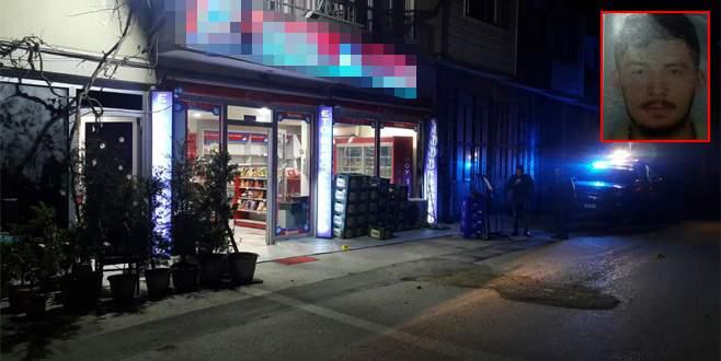 Bursa'da pompalı dehşet: 1 ölü