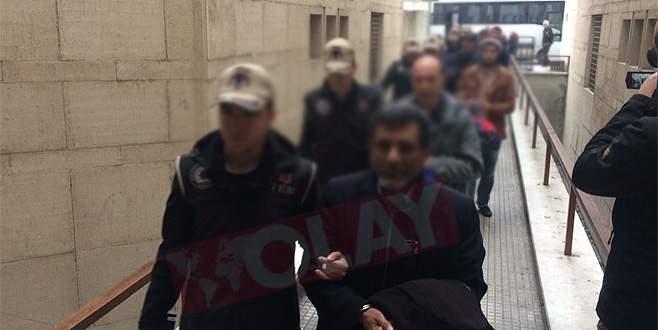 Bursa'daki terör operasyonlarında flaş gelişme