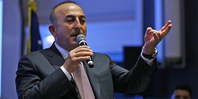 Çavuşoğlu: 'Türkiye artık Türkiye'den büyüktür'