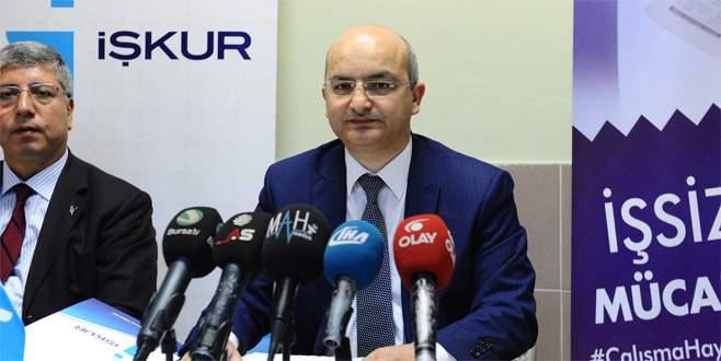 'Milli İstihdam Seferberliği'ne Bursa'dan önemli destek