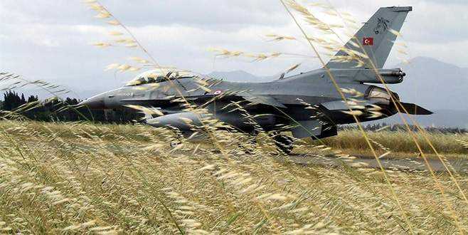 F-16 pilotlarının neredeyse tümü FETÖ'cü çıktı
