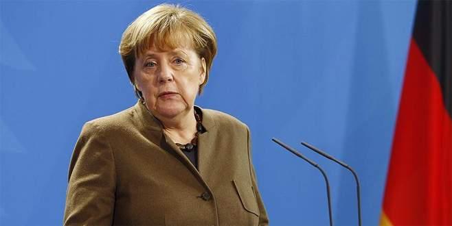 Merkel Türkiye ile gerilim istemiyor