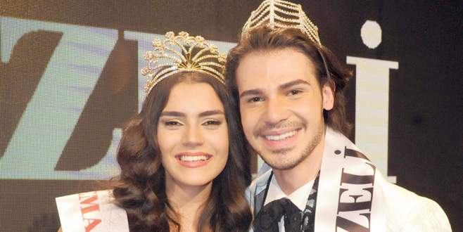 İşte kral ve kraliçe