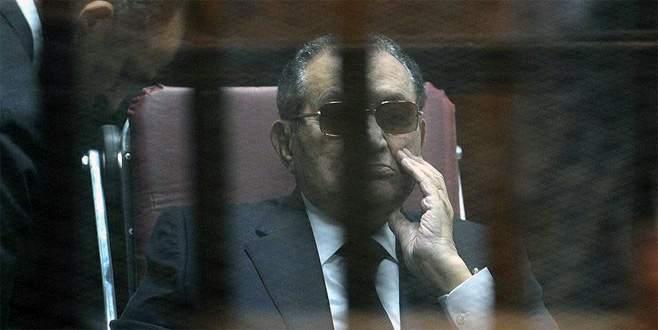 Hüsnü Mübarek 6 yıl sonra serbest!