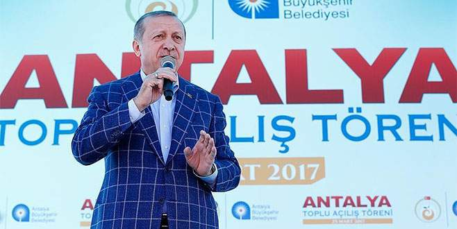Erdoğan: 'Parlamenter demokrasi aslında bir vesayet sistemidir'