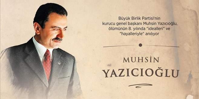 Muhsin Yazıcıoğlu'nun hayatı film olacak