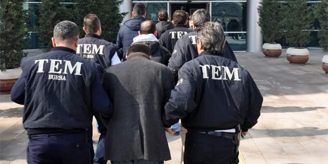 Bursa'daki FETÖ soruşturmasında 3 öğretmen tutuklandı