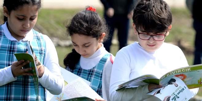 Osmangazi'nden çocuklara özel kitap