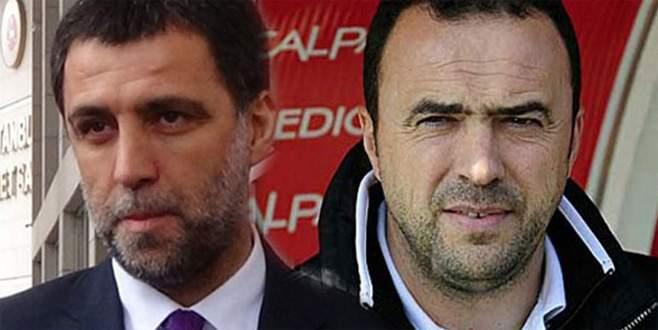 Galatasaray'dan Hakan Şükür ve Arif Erdem için yeni karar
