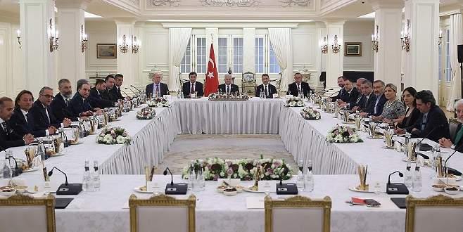 Başbakan Yıldırım: 'Barajın indirilmesi konuşulabilir'