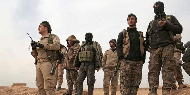 Kritik havaalanı YPG'nin elinde