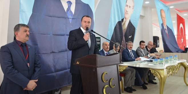 Gemlik MHP'de Özcanbaz dönemi