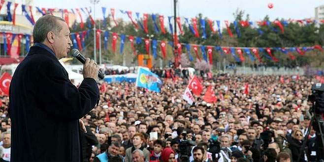 Erdoğan'dan Kılıçdaroğlu'na: 'Böyle bir şey varsa bunu ispat et'